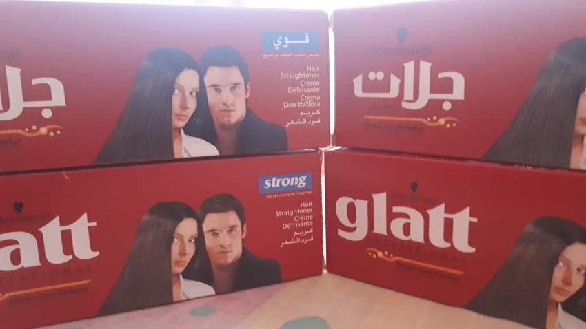 Glatt creme schwarzkopf Hair Straightener Rebonding - Hair treatment at AsterVender