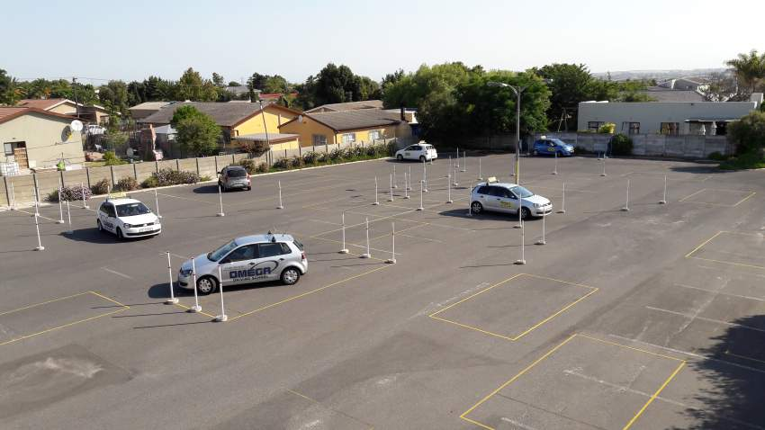 Automatic Car Parking Lessons - Private tuition at AsterVender