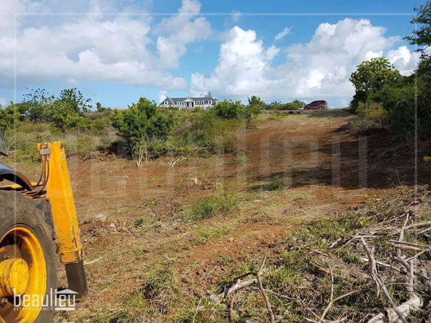 35 Perches Residential land, Goodlands,  St antoine