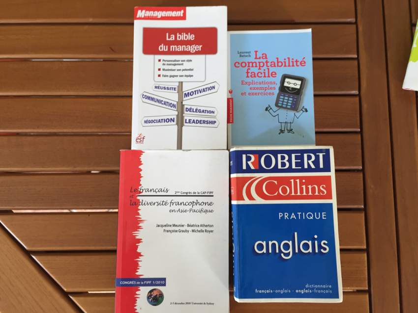 Livres - d'auto assistance - Self help books at AsterVender