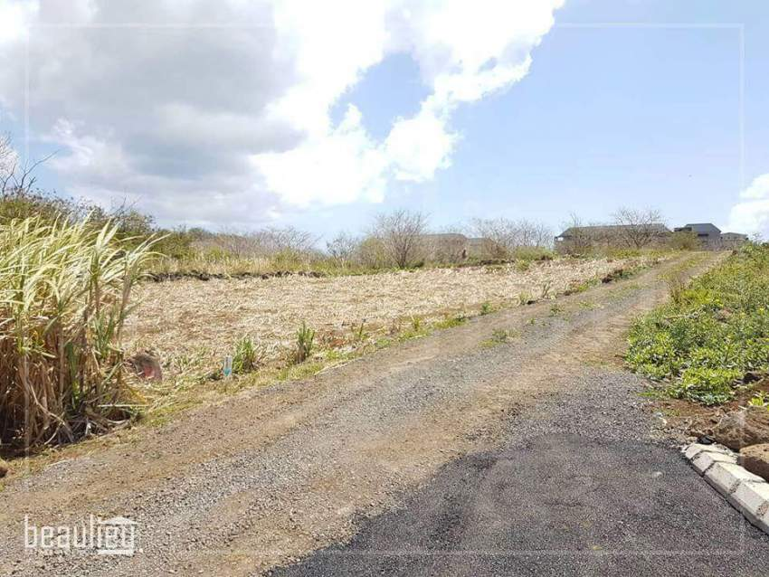 26 Perches Residential land,  Grand Baie - Land at AsterVender
