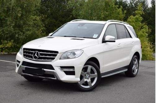 Mercedes Benz ML350 2013 - SUV Cars at AsterVender