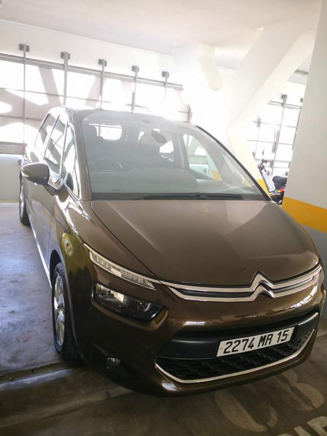 Exceptional Offer CITROEN PICASSO