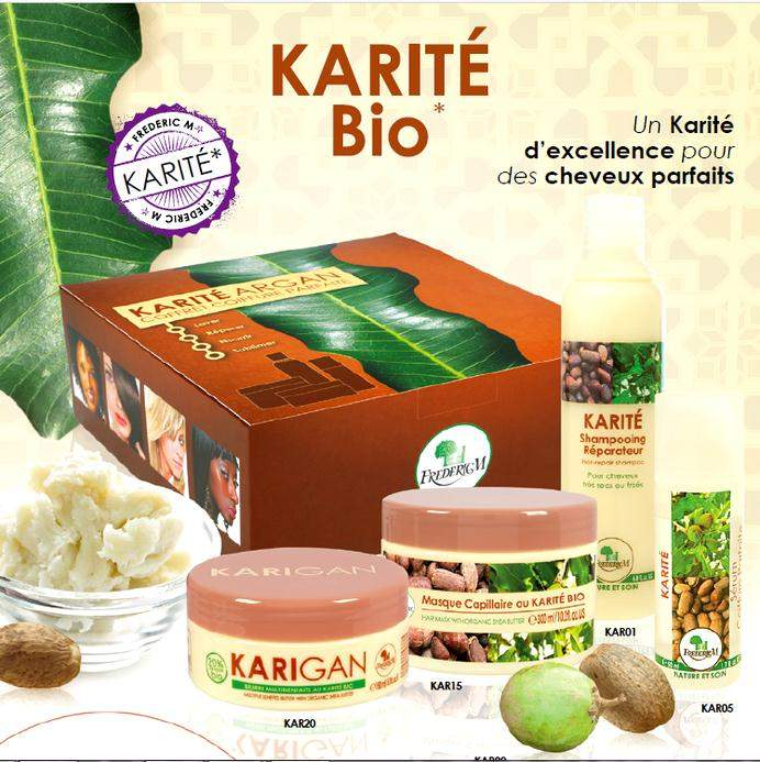 Produits Karité Bio- Frederic M