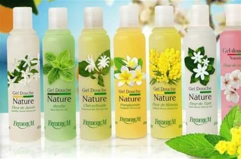 Gel douche nature  - Soap, Bath & Shower Gel at AsterVender