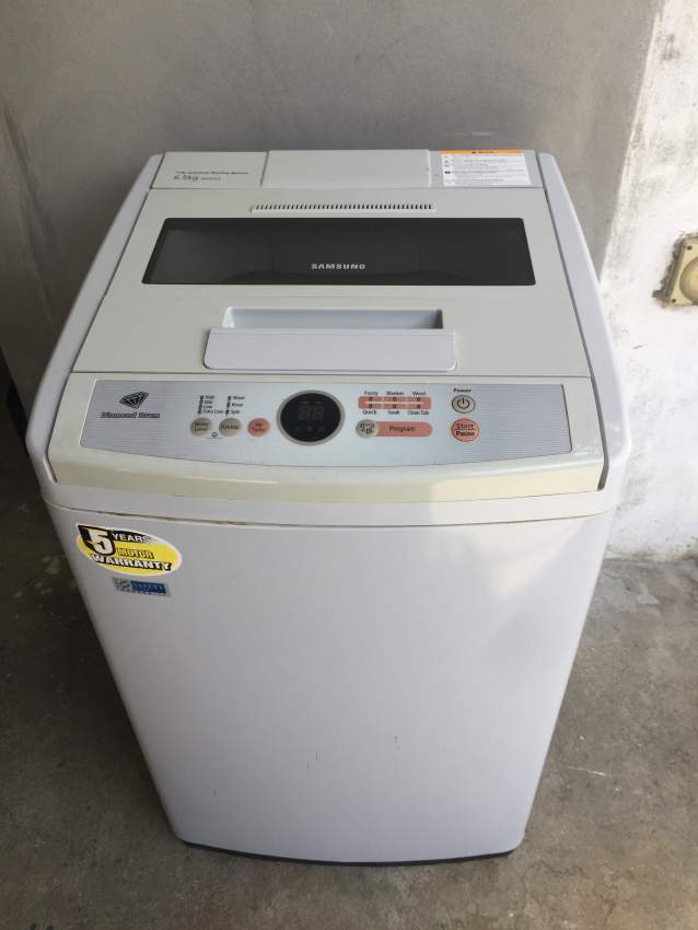 Samsung washing machine 6.5kg - All household appliances at AsterVender