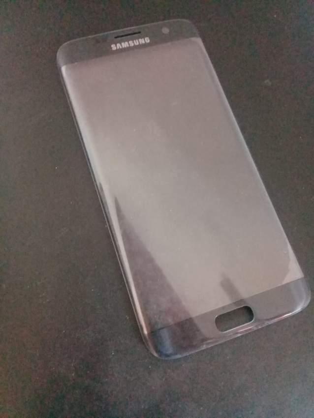 Samsung galaxy s7 edge Front glass