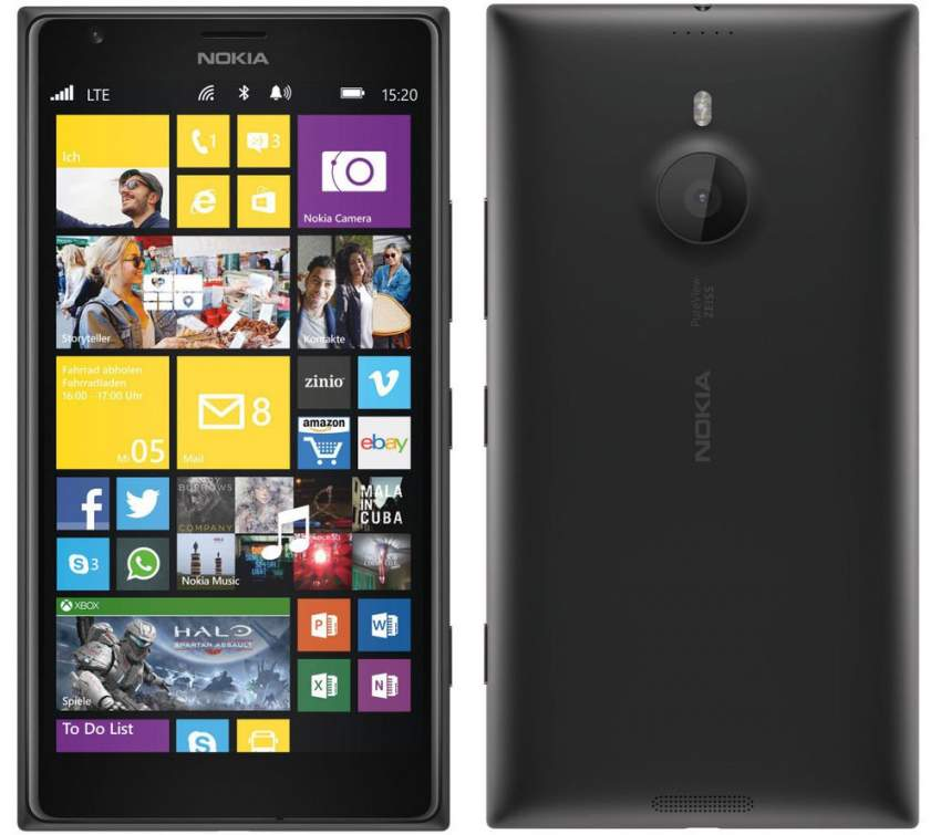 Lumia 1520 - Windows Phones at AsterVender