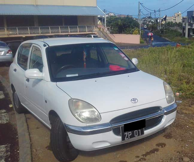 Toyota duet car for sale