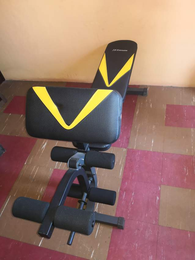 Homegym and Utility Bench  - Fitness & gym equipment at AsterVender