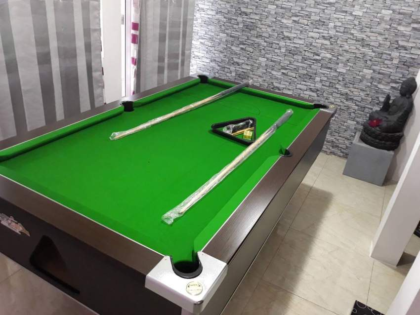 Billards - Billiards at AsterVender