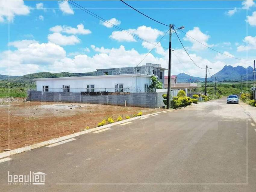 7 Perches Residential land for sale in Ilot, Pamplemousses