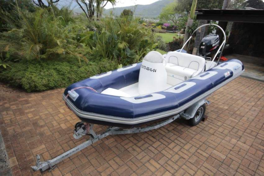 Avon RIB Boat for sale