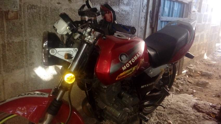 Motomax 125cc
