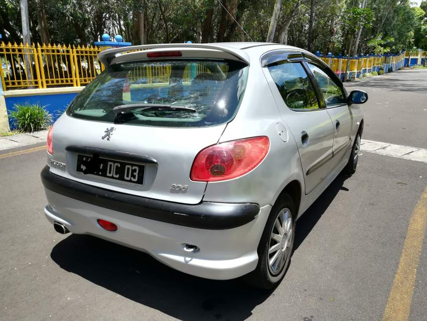 Peugeot 206 2003 - Compact cars at AsterVender