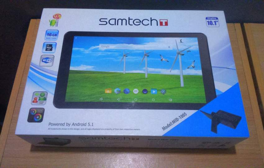 Samtech Android tablet - All electronics products at AsterVender