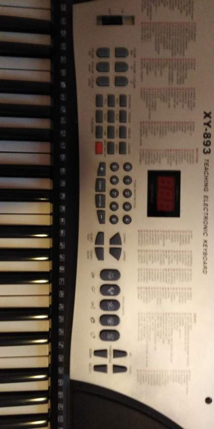 Electronic organ for sale