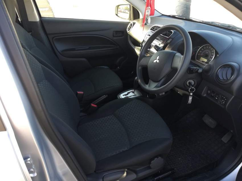 Mitsubishi Mirage Yr 2014 - Compact cars on Aster Vender