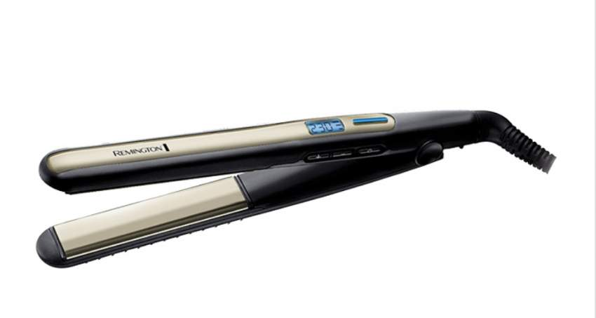 Remington sleek & curl hair straightener