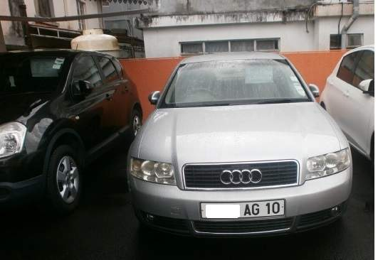AUDI A 4 - Family Cars at AsterVender