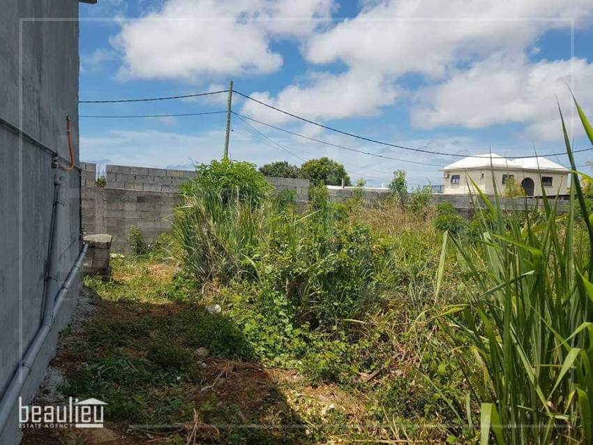 Sale of residential land of 5,5 Perches in Fond du Sac