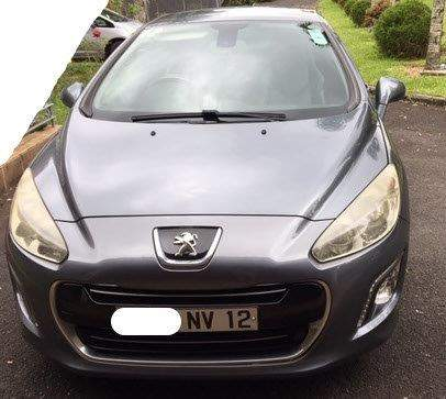 Peugeot 308 Coupe Cabriolet (Convertible) Turbo 1.6 Lt 156 hp