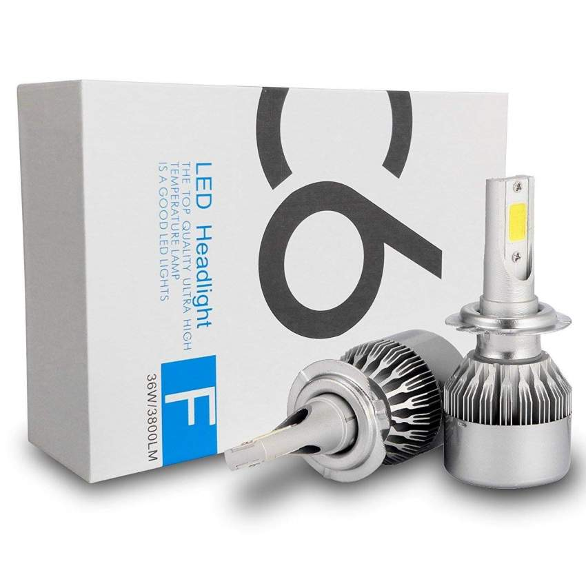 C6 Led Headlight bulbs