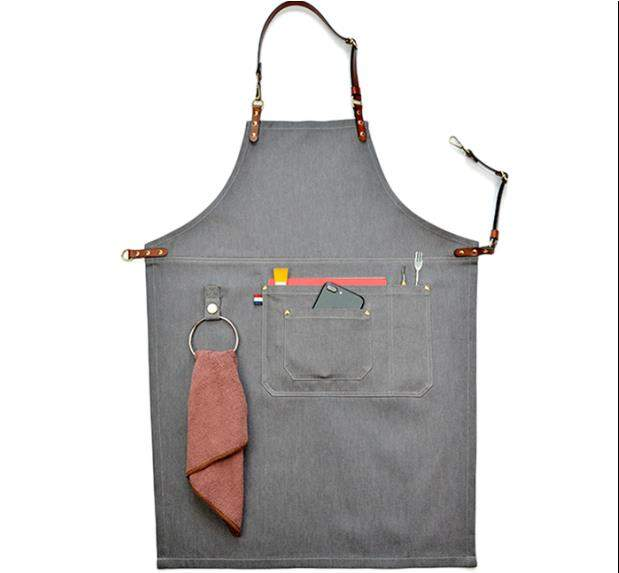 Tailored apron