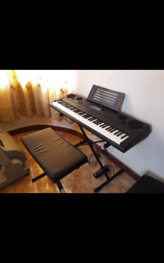 Casio wk6500 - Electronic piano at AsterVender