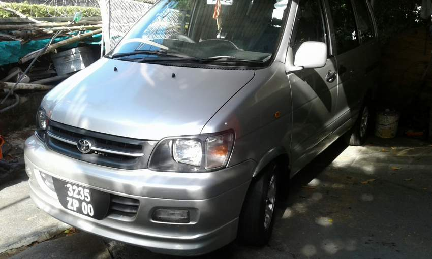 Toyota Townace CR42
