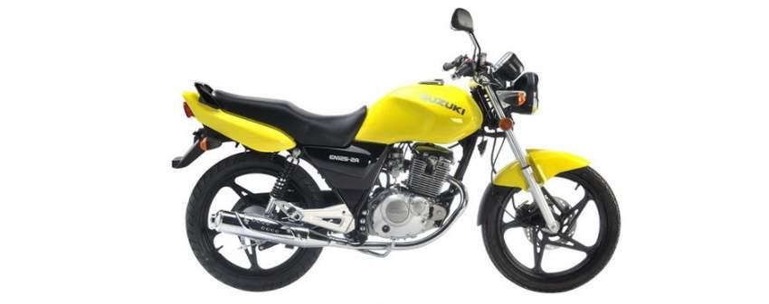 Suzuki en125 year 2014