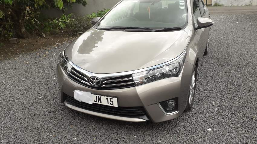 Toyota Corolla - Family Cars at AsterVender
