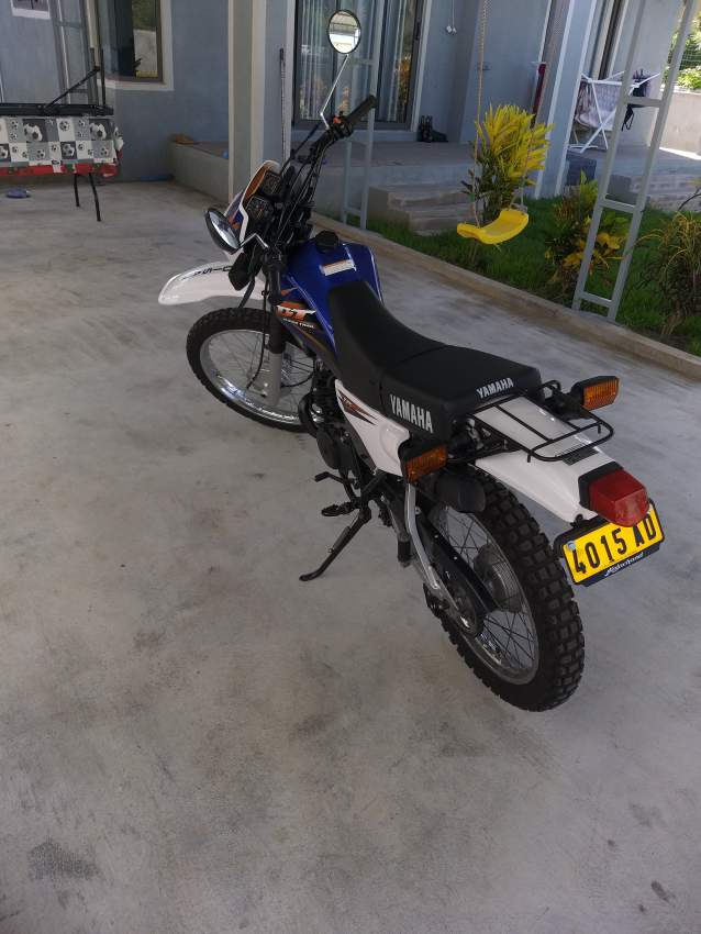 YAMAHA DT 125 - Off road bikes at AsterVender