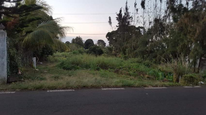 Belle Vue Maurel (residential land)