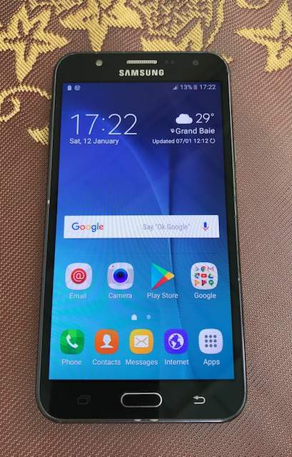 SAMSUNG J7 - Android Phones at AsterVender