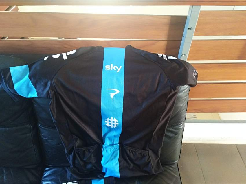 Cyclist Gear SKY - Sports outfits at AsterVender