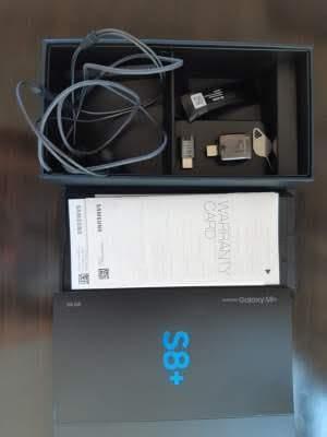 Urgent S8+ Samsung Galaxy mobile sale