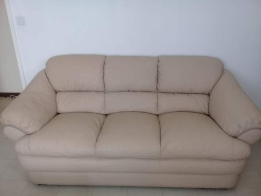 Set de sofa cuir