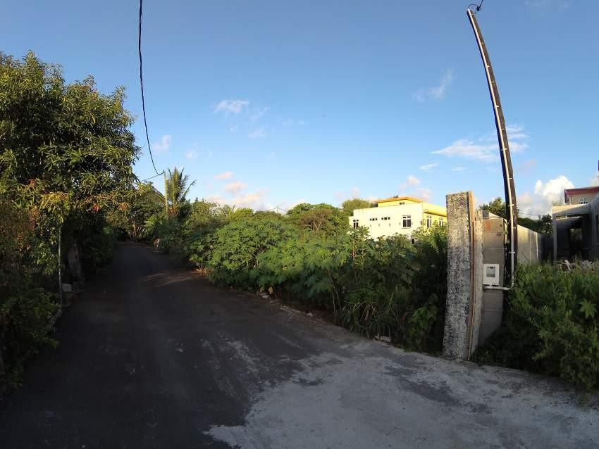 Terrain residentiel de 14 perces a Triolet