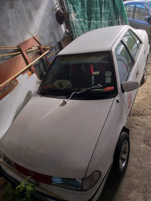 Hyundai excel 93 to be sold for parts