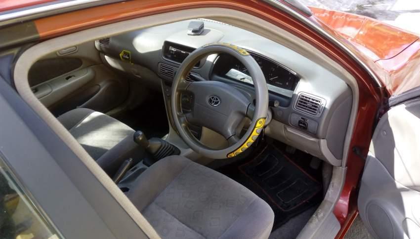 Toyota EE110 car