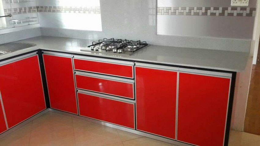 New aluminium kitchen furniture contact on 57567769 - Buffets & Sideboards at AsterVender