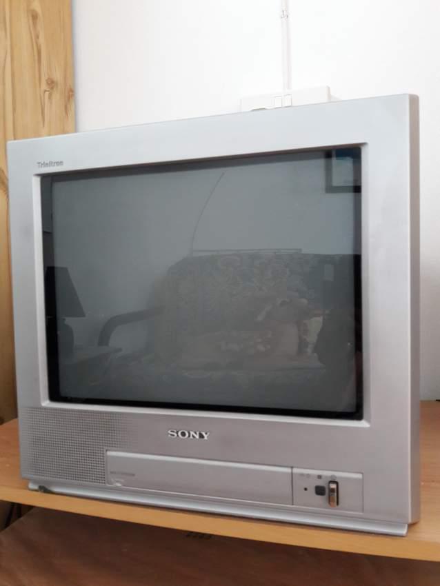 Téléviseur Sony Trinitron 14