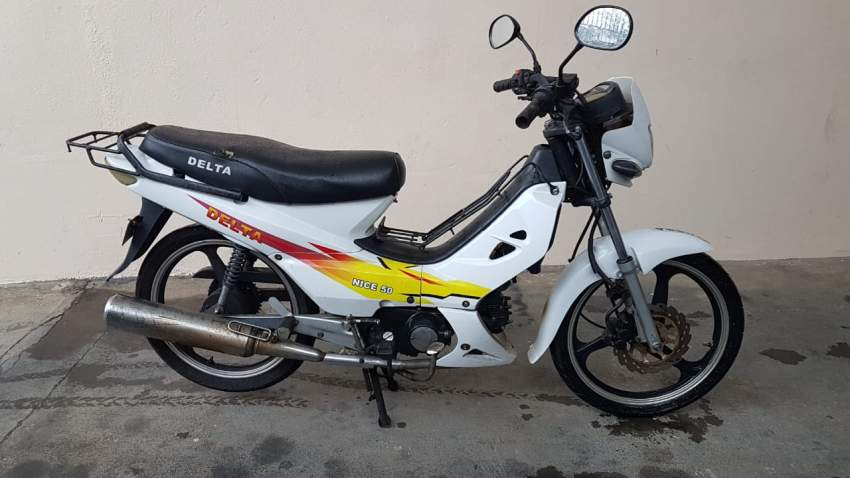 Motorcycle Delta - Scooters (upto 50cc) at AsterVender