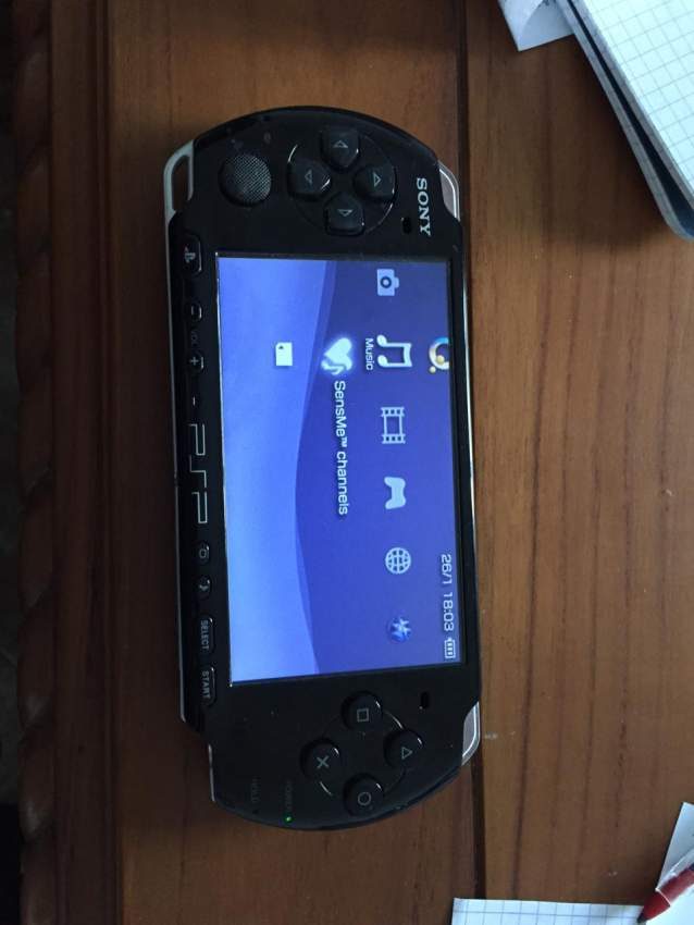 Psp with 5 Games already installed - PS4, PC, Xbox, PSP Games at AsterVender