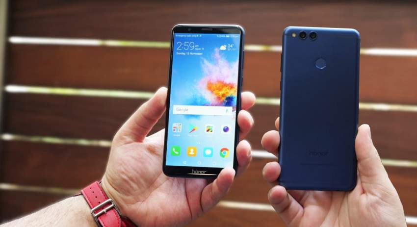 Honor Play 7X 32GB - Android Phones at AsterVender