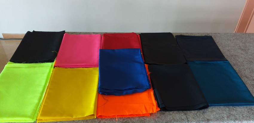 70D Microfiber Polyester Fabric - 78344 metres - Plastic on Aster Vender