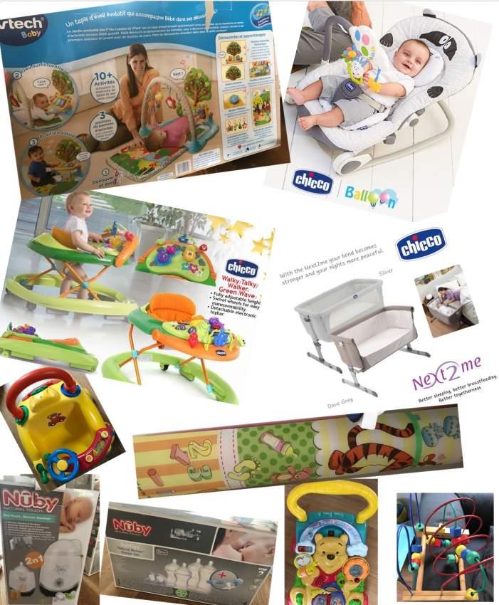 Set de Materiel de puériculture pour bébé