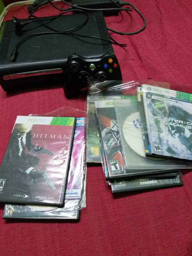 Xbox 360 phat 500 gb - PS4, PC, Xbox, PSP Games at AsterVender