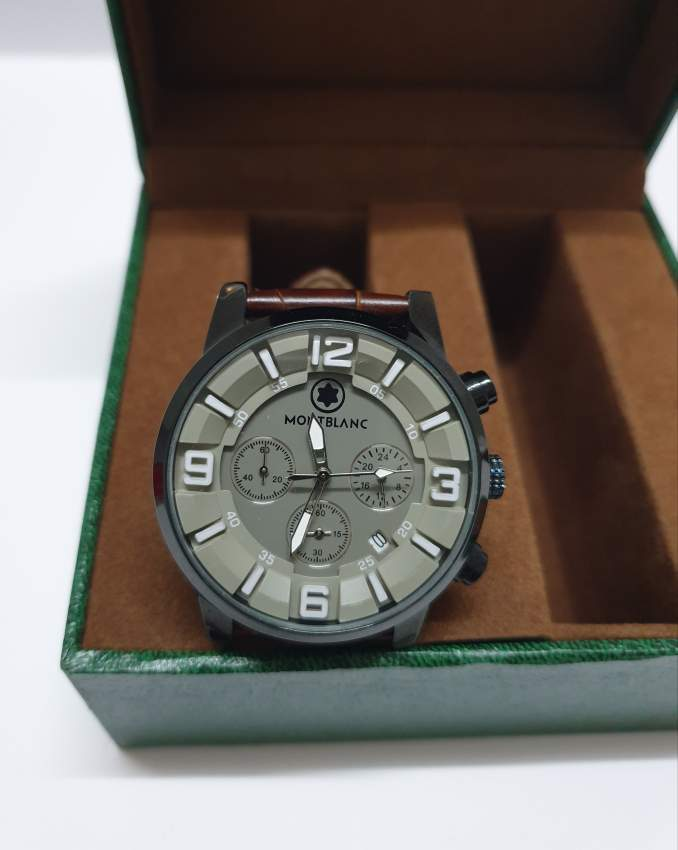 MONT BLANC WATCH MAURITIUS - UNISEX - Watches at AsterVender